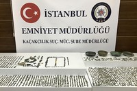 Istanbul police confiscate 5,000 ancient artifacts