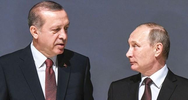 أردوغان يبحث مع بوتين قرار ترامب بخصوص القدس مساء اليوم في اتصال هاتفي