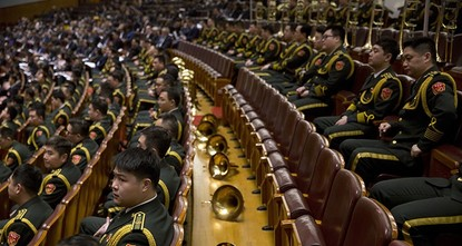 pChina will increase its defense budget by 7 percent in 2017, a government spokeswoman said Saturday, continuing a trend of lowered growth amid a slowing economy./p  pTotal defense spending would...
