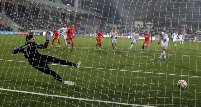 كرة القدم: تركيا في التصنيف الثالث لقرعة يورو 2020