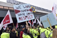 Germany's Verdi union has agreed on a three-year pay deal for its 2,000 workers at Berlin's airports, ending the threat of further strikes after industrial action caused the cancellation of some...