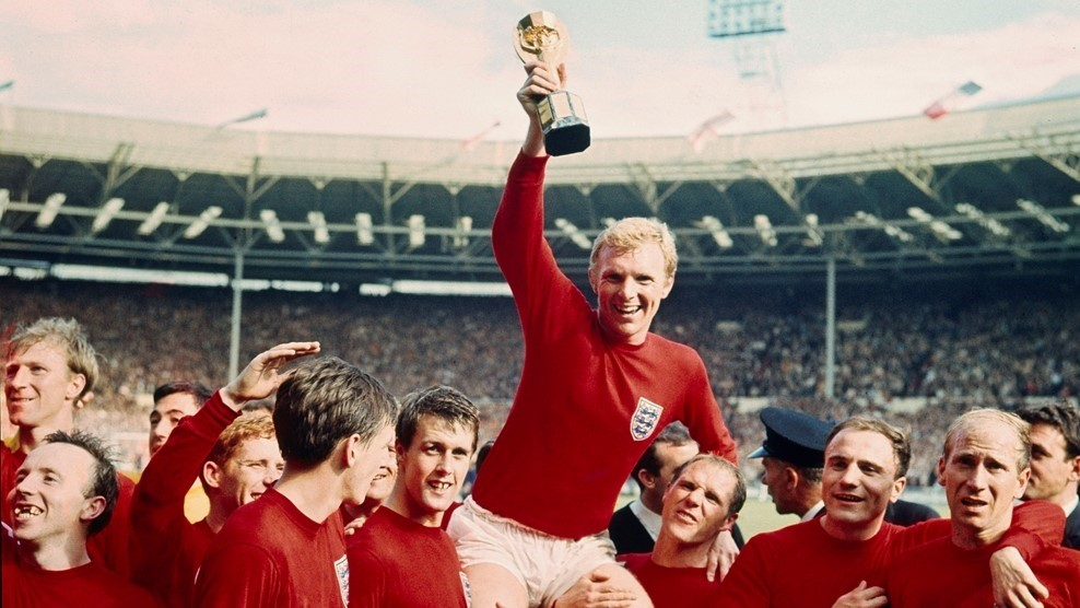 England, the home of the globally dominant Premier League, won the only World Cup the nation has ever hosted in 1966.