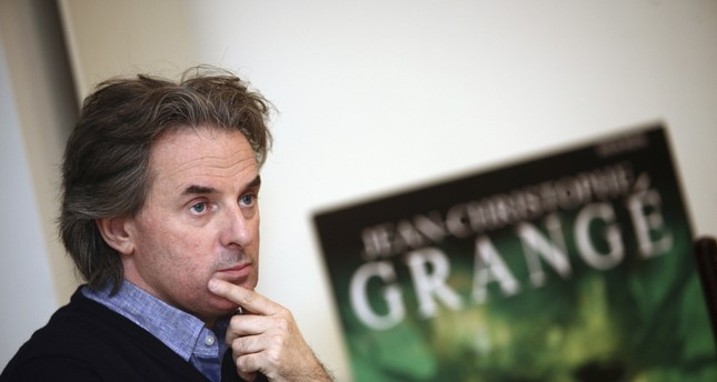 Jean-Christophe Grange to visit Istanbul for his latest book