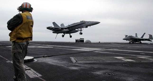 إيران: إرسال حاملة طائرات أمريكية إلى المنطقة حرب نفسية