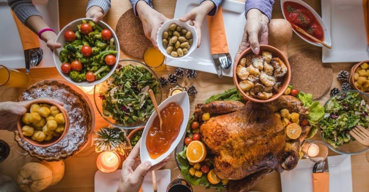 Pop-Up Dinners Istanbul will be hosting a Thanksgiving dinner on Nov. 23 in Cihangir, Istanbul. (iStock)