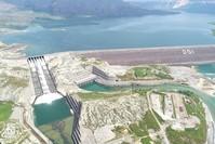 سد إليسو التركي على نهر دجلة DHA