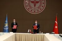 مدير الصحة العالمية الإقليمي يشيد بالنجاح التركي في مواجهة كورونا