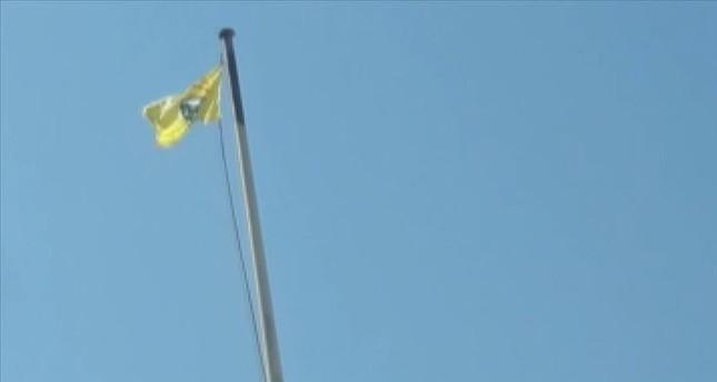 ي ب ك الإرهابي يتوارى خلف راية المجلس العسكري في تل أبيض
