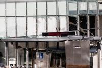 Explosion vor Gebäude von dänischer Steuerverwaltung