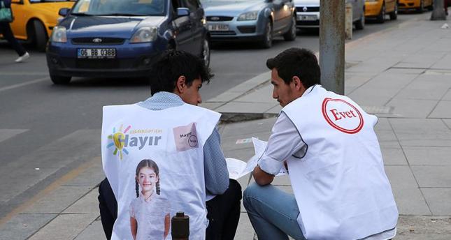 تركيا.. بدء حظر جزئي للدعاية الانتخابية قبل استفتاء 16 أبريل