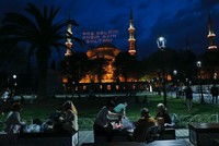 Ramadan in Istanbul: Splendid yet humble