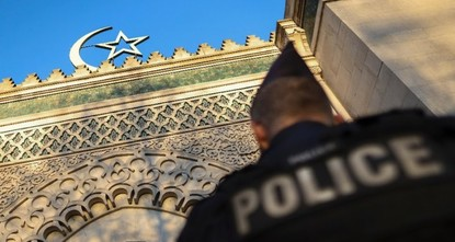 Mosque construction site in SW France attacked