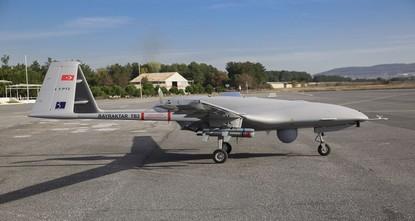 pНа вооружение сил безопасности Турции продолжают поступать беспилотные летательные аппараты (БПЛА), которые эффективно используются в борьбе с терроризмом./p  pВ частности, на вооружение ВС...