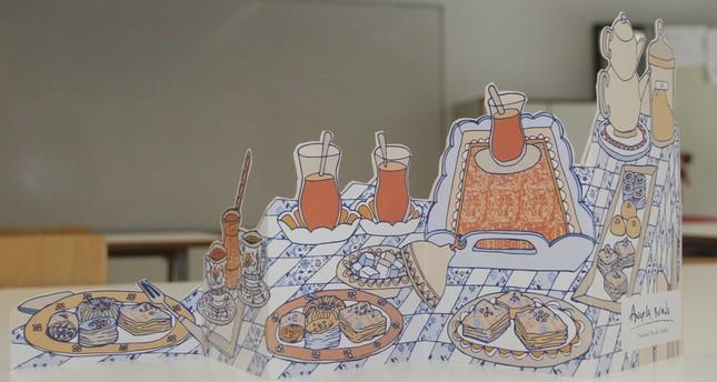 Irish professor creates 3-D postcards for expats in Turkey