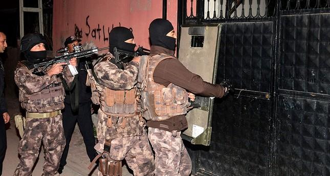 توقيف 6 أشخاص في عمليات ضد داعش في أضنة جنوبي تركيا