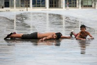 Heat wave affects southern Europe, Turkey, gives a taste of the future