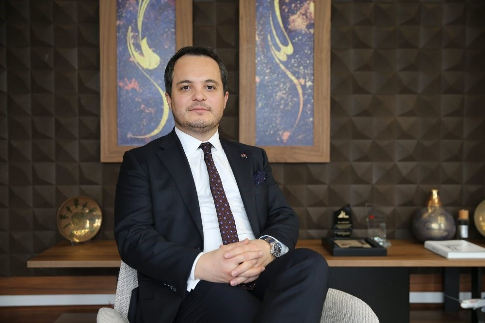 President of the Investment Support and Promotion Agency of Turkey (ISPAT) Arda Ermut leads efforts to create an investor-friendly environment in Turkey.