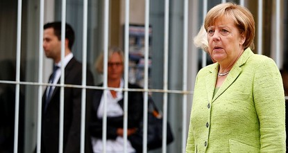 pThe Interior Ministry said on Tuesday that German Chancellor Angela Merkel's remarks on how Turkey uses Interpol were unacceptable and that Germany's protection of a criminal charged with murder...