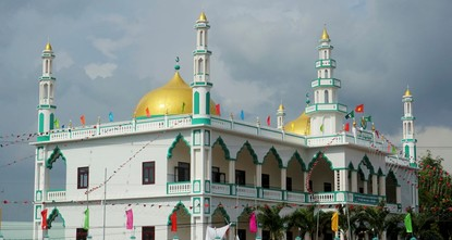 pTurkey's Humanitarian Relief Foundation (IHH) has opened Vietnam's biggest mosque in Chau Doc city of Giang Province./p  pThe construction of Kahramanlar Rahmet Mosque, which has a capacity of...