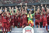Liverpool crowned Super Cup champions