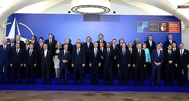 قمة الناتو تقرر ببيانها الختامي تنفيذ كامل التدابير الأمنية الخاصة بحماية تركيا