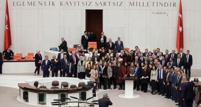 Parliament ratifies Turkey's 2019 budget