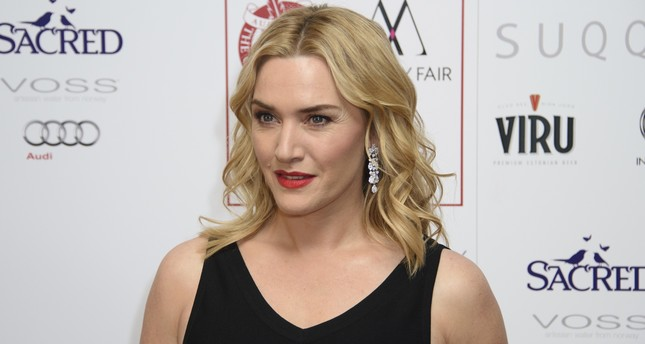 In this Jan. 17, 2016 file photo, Kate Winslet poses for photographers at the Critics Circle Awards at a central London venue. (AP Photo)
