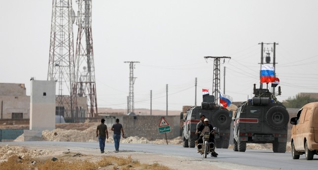 'Russia promised Turkey to keep YPG away from border'