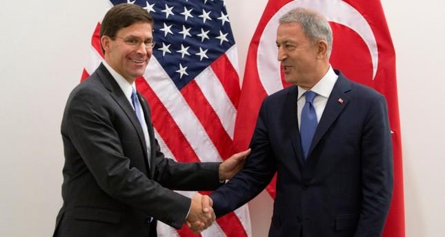 وزير الدفاع التركي: مركز العمليات المشترك مع واشنطن بدأ عمله