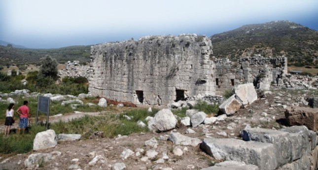 2,350-year-old goods unearthed in Patara reveal ancient way of life