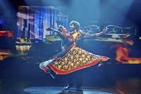 Indian dance group to close İş Sanat's art season