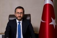 رئيس دائرة الاتصال بالرئاسة التركية فخر الدين ألطون -İHA