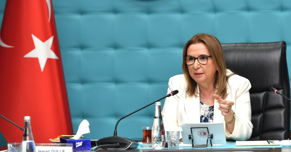 Trade Ministry Ruhsar Pekcan elaborated on the u201cWomen in Tradeu201d project, which aims to increase the role of Turkish businesswomen in exports and ensure their active participation in depeened dialogue with Turkeyu2019s trade partners.