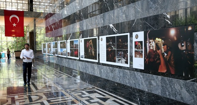 The photography exhibition will be opened July 19.
