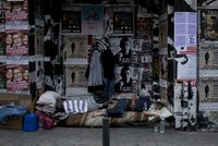 A year after bailout, Greece struggles for brighter future
