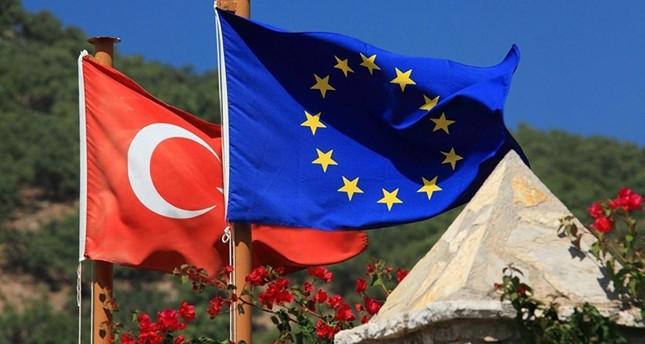 الإعلان عن انعقاد مجلس الشراكة التركي الأوروبي في 15 من الشهر الجاري