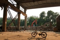 Chinese artist Ai Weiwei's Beijing studio demolished without notice