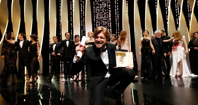 Ostlund's  'The Square' wins Palme d'Or at Cannes