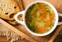 Mom was right: Chicken soup is the best remedy for a cold