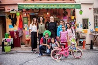 Sharing is the new recycling: The Hobbit House in Balat
