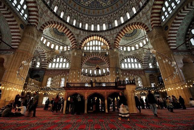 Selimiye-Moschee, Edirne