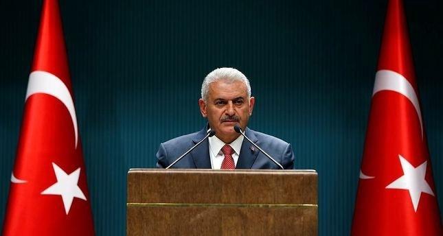 يلدريم: سنواصل صياغة الدستور الجديد وسنلحق الدرك وخفر السواحل بالداخلية