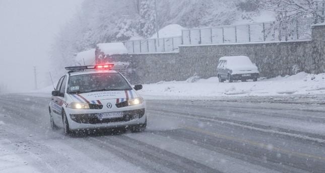 Восточные регионы Турции завалило снегом