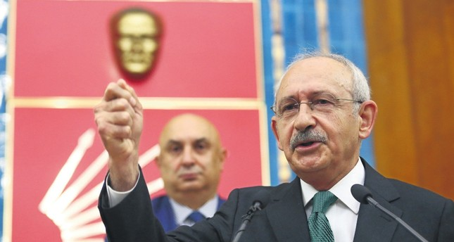 The main opposition Republican People's Party (CHP) Chairman Kemal Kılıçdaroğlu is still searching for a candidate that will be palatable to all sides for the snap election.