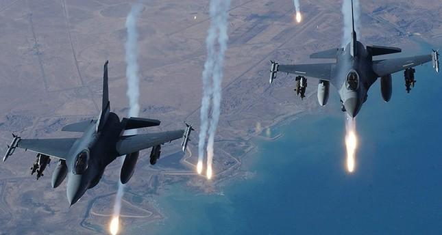34 PKK terrorists killed in Turkish airstrikes