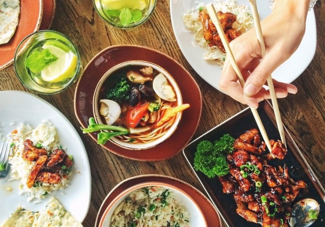 If you are curious about Asian cuisine, there are many restaurants in Istanbul and other cities in Turkey where you can taste delicious Asian food.