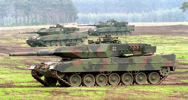 Der Bundeswehr mangelt es an einsatzbereiten Panzern