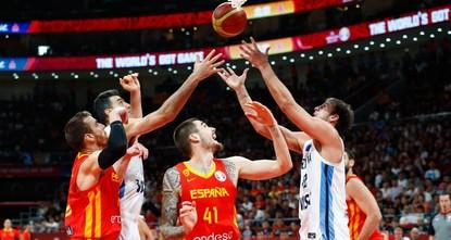 Сборная Испании выиграла Кубок мира по баскетболу