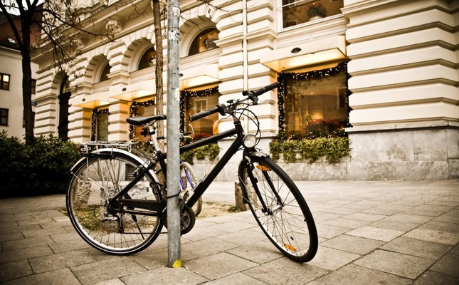 Pedaling across Istanbul