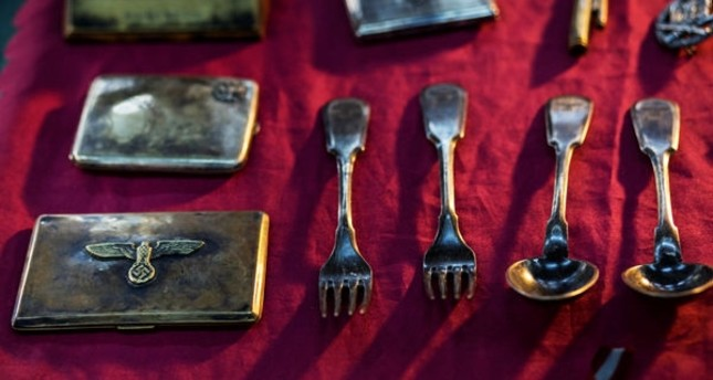 Antique pieces attracts collectors from all around Turkey.